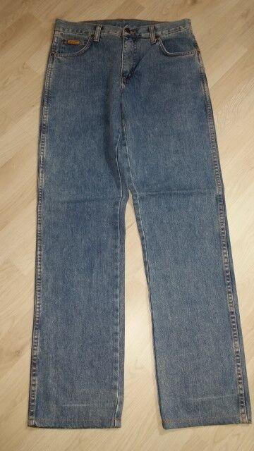 H2920 Wrangler Texas Jeans W32 Blau  Sehr gut    | Überlegen  3a93d9
