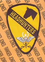 Us Army Headhunters 1/9 Air Cav 1st Cavalry Division Patch