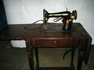 singer sewing machine vintage price