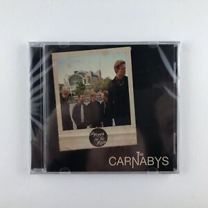 The-Carnabys-No-Money-On-The-Moon-CD-2014-New-amp-Sealed