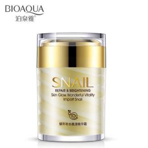 BIOAQUA-SNAIL-Repair-Brightening-Dry-Skin-Soothing-Hydrating-Cream-Serum-60g