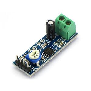 LM386-Audio-Amplifier-Module-5V-12V-With-Adjustable-Volume