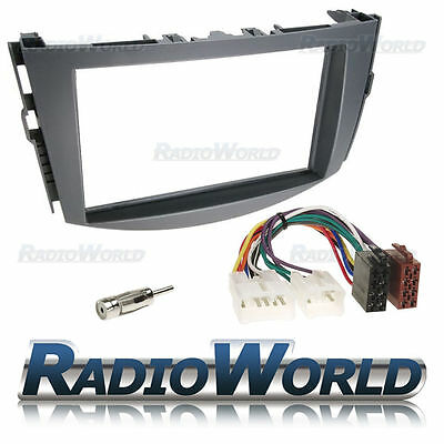 DFP-11-04 Double Din Car CD Fascia Adaptor Panel for Toyota Corolla E12 Models
