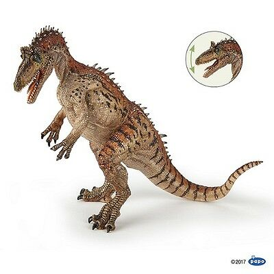 Papo-55068-Cryolophosaurus-13-cm-Dinosaurier-Neuheit-2017