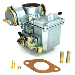 34PICT-3 Carburetor 12V Electric Choke Fit For VW Karmann Ghia 1971-1974 1.6