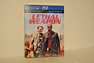 Letal-weapon-la-primera-temporada-completa-DVD-Blu-ray-Disc-Nuevo-Sellado-De-Fabrica