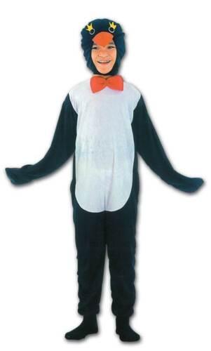 ##S BG L Budget, Unisex Childs Penguin Fancy Dress Costume