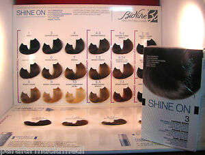 Colore per capelli bionike