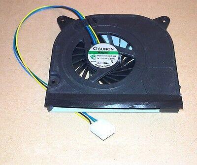 SUNON MF80201VX-Q010-S99 Fan 12V 3.84W 80*80*20mm 4wire 5pin #M627 QL