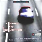 A Homage to Lou Harrison, Vol. 4 (CD, Oct-2003, Dynamic (not USA))