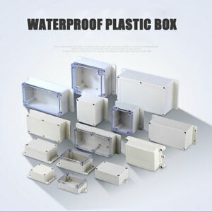 1X-Boite-de-Projet-Etanche-Boitier-En-Plastique-Electronique-Jonction