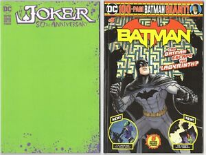JOKER-80th-ANNIVERSARY-BLANK-GREEN-SKETCH-BATMAN-5-Walmart-New-Joker-Origin