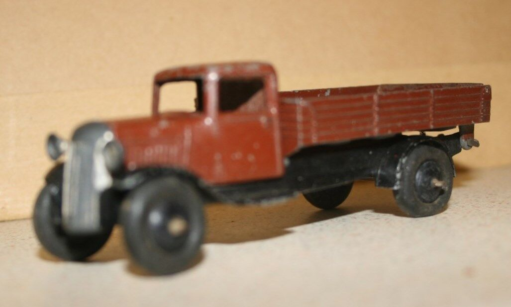 Pre-War Dinky Toys Tipper Lorry