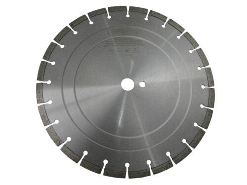 350mm Diamanttrennscheibe Trennscheibe 25,4mm passend für Stihl TS 460 TS460
