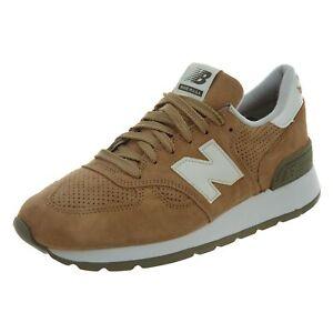 New-Balance-Mens-990-Classic-Running-Shoes-Hemp-Angora-M990-CER