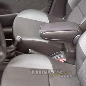Für Peugeot 207 Mittelarmlehne Armlehne Schwarz Passform ab 2006