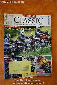 Motorrad-Classic-5-06-Honda-Bol-D-039-or-Ducati-Yamaha-HL