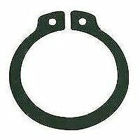 Circlip 17mm External 1.00mm Thick 1.10mm Groove Width