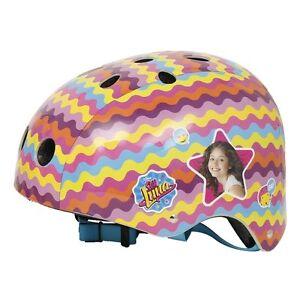 Soy-Luna-Protection-Helmet-Roller-skates-Bike-Girl-Giochi-Preziosi-TV-One-Size