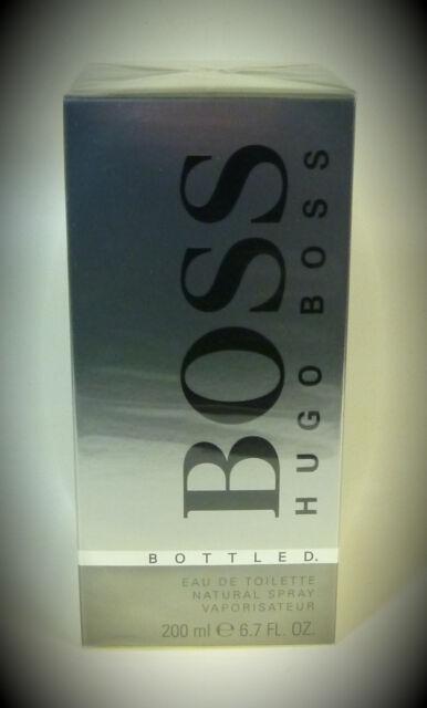 Boss Bottled Von Hugo Boss Eau De Toilette Spray 200ml Für Herren Ebay