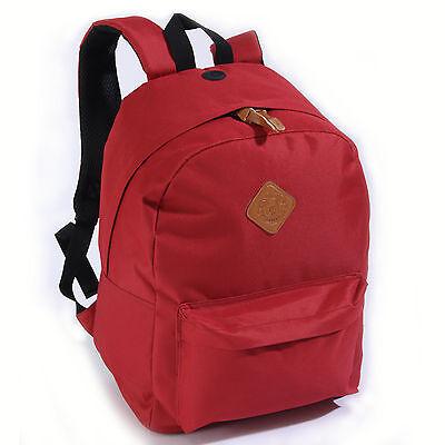 Manchester United F.C. Football Club Red Adventurer Backpack Ruck Sack Bag