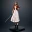 Square-Enix-Final-Fantasy-VII-7-Remake-Kuji-Nuvola-Strife-Aerith-Figura-Set-di-2 miniatura 3