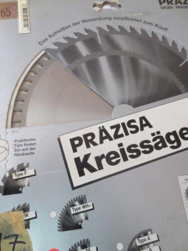 Kreissägeblatt Type TF 205//2,0//18//mm 60 TF z Sägeblatt
