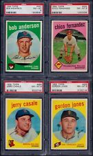 1959 Topps Gordon Jones San Francisco Giants #458 Baseball Card