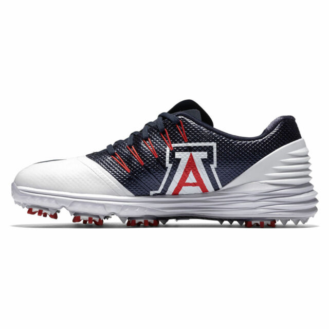 buy popular 5667c 460e3 Nike Womens UofA Lunar Control 4 Golf Shoes University Arizona Wildcats  Size 8.5