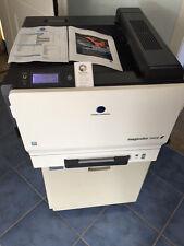 Konica Minolta magicolor 7450 IIGA A3+ Farblaserdrucker nur  ca. 35100 Seiten
