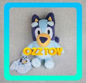 Genuine-BLUEY-Plush-ABC-Bluey-Kids-TV-Moose-Toy-20cm-BRAND-NEW-WITH-TAG