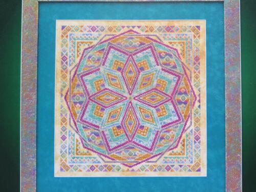 10/% Off Glendon Place Counted X-stitch Chart-A-Maze-ing Desserts-Rainbow Parfait