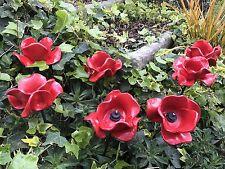 Tower Of London Red Ceramic Poppy Replica