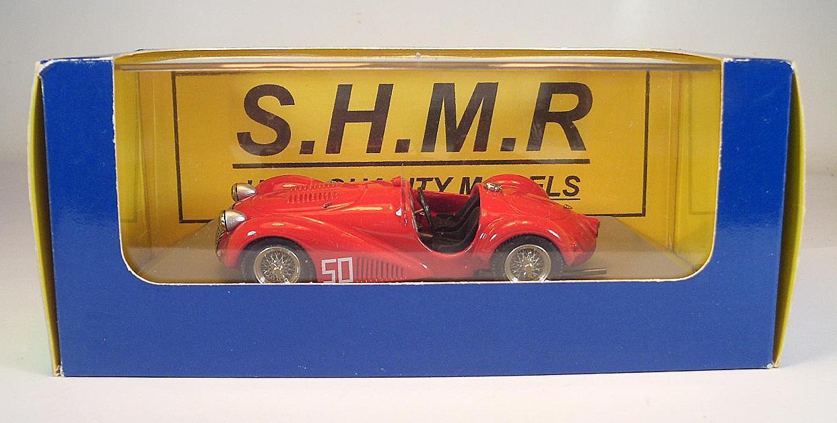 S.H. M.R. 1 43 no 105 Maserati a6gcs CH. 2039 West Hampton New York 1955 OVP