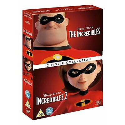 Incredibles: 2-movie Collection (Box Set) [DVD]