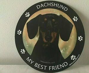 DACHSHUND DOG MAGNETIC MAGNET ~ BRAND NEW~ MADE IN USA.