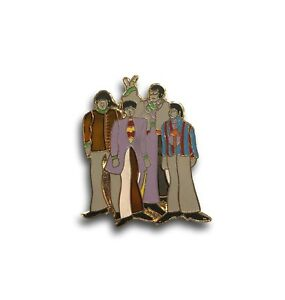 Beatles-Yellow-Submarine-Pin-John-Lennon-Ringo-George-Harrison-Paul-McCartney