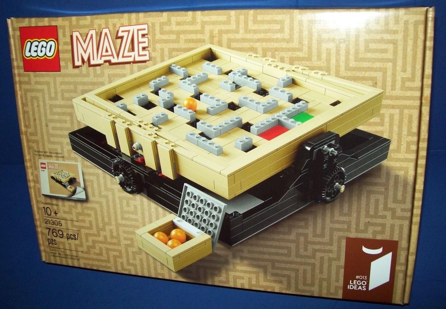 LEGO 21305  IDEAS CUUSOO  MAZE  Nuova lista