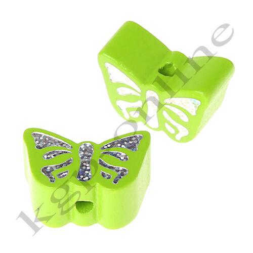 Papillon avec paillettes//motif perle choix de couleur motif perles