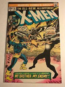Uncanny-X-Men-97-FN-6-0-1st-Appearance-Lilandra-Wolverine-Storm-MVS