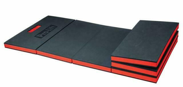Mechanics Handy Kneel Down Foldable Padded Work Shop Floor Mat Foam Pads New