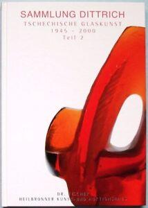Auk-kat-Fischer-Tschechische-Glaskunst-1945-2000-Teil-2-Preise-Vasen-Schalen