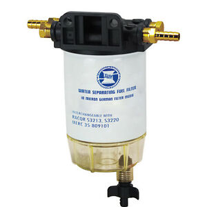 MARINE-WATER-SEPERATOR-FUEL-FILTER-BOAT-Marine-Fuel-Filter