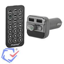 FM Transmitter Bluetooth Car MP3 Freisprechanlage USB Ladegerät
