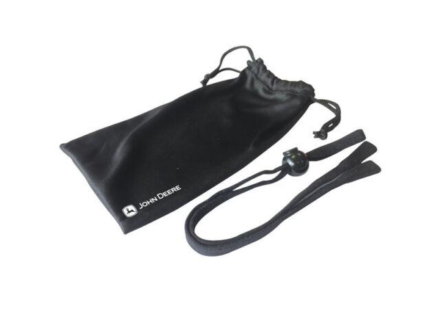 Genuine John Deere Safety Sunglasses UV400 With Bag MCXFA2080