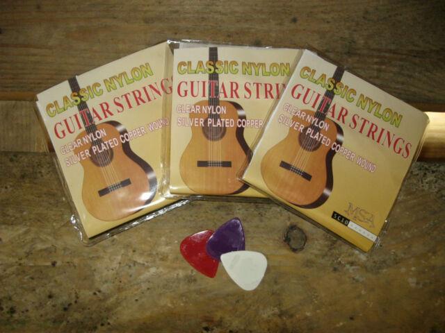 1//2 3//4 D´Addario EJ27 Nylonsaiten für Gitarre 4//4