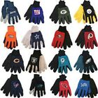 Wincraft NFL Sports Garden Utility Gloves New