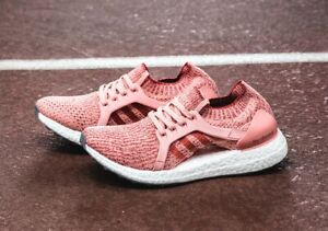 1a2772c37 Image is loading ADIDAS-ULTRA-BOOST-X-WOMENS-TRACE-PINK-BB3436-