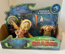 Fishlegs Meatlug The Hidden World How To Train Your Gragon Dreamworks For Sale Online Ebay