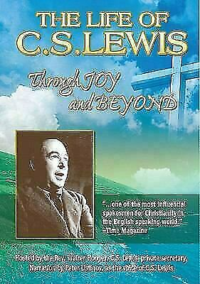 Life Of C S Lewis The Through Joy And Beyond Dvd For Sale Online Ebay